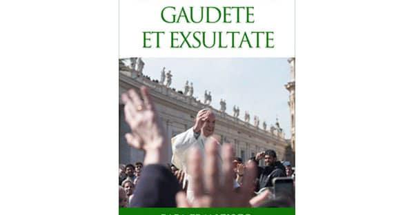 """Opus Dei - Apostolic Exhortation """"Gaudete et exsultate"""""""