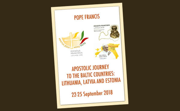 Opus Dei - Free eBook: Pope Francis in the Baltic countries