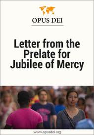 Letter from the Prelate for Jubilee of Mercy