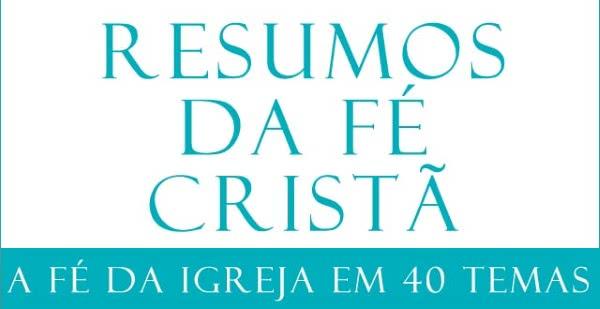 """Opus Dei - """"Resumos de fé cristã"""" em livro eletrónico"""