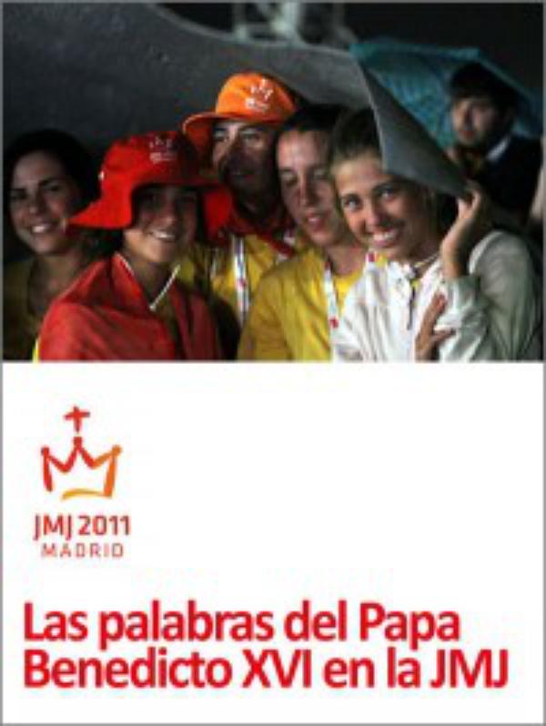 """""""Las palabras del Papa en la JMJ"""" libro electrónico en PDF, ePub y Mobi"""