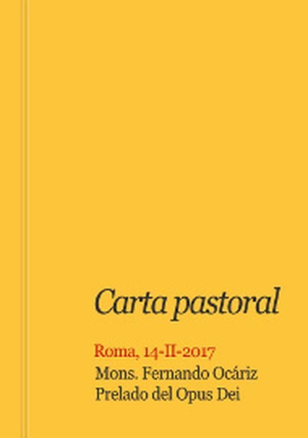 Carta pastoral do Prelado (14 fevereiro 2017)