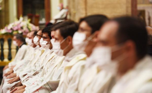 Opus Dei - Ordinasjon av prester i Opus Dei