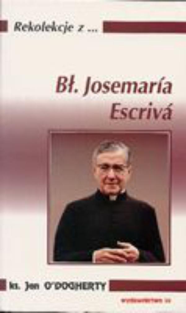 Novo livro sobre o beato Josemaría na Polónia