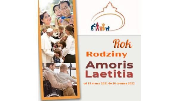 """Opus Dei - 19 marca rozpoczyna """"Rok Rodziny Amoris Laetitia"""""""