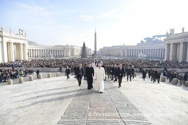 Opus Dei - God's Mercy Towards the People of Israel
