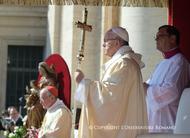 Semana Santa com o Papa