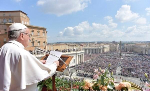 Opus Dei - Regina Coeli Address: Divine Mercy Sunday