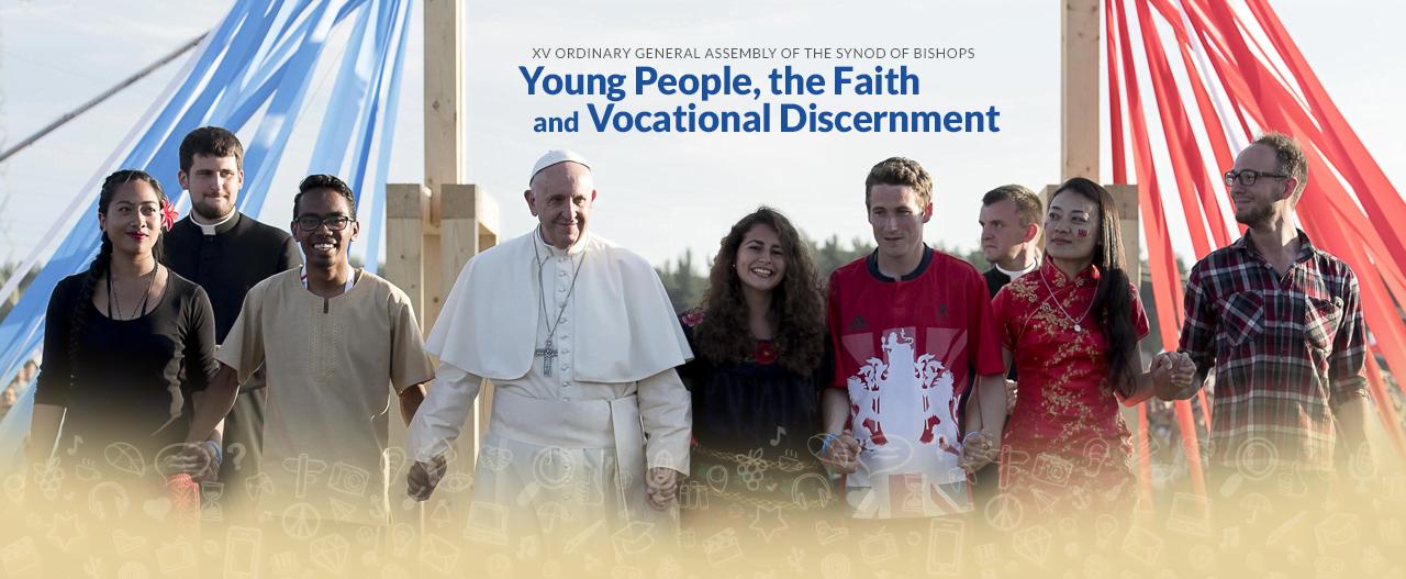 Opus Dei - Paavin rukous synodin valmistelemiseksi