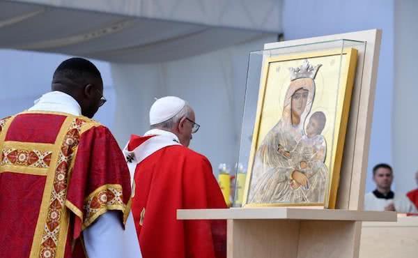 Opus Dei - Paavst Franciscuse kõned ja jutlus Eestis