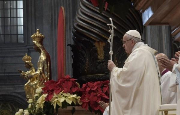 Opus Dei - Bůh se neobešel bez Matky, a tím spíše ji potřebujeme my