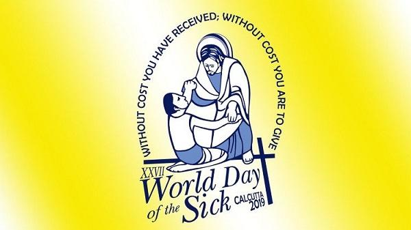 Message of Pope Francis for World Day of the Sick