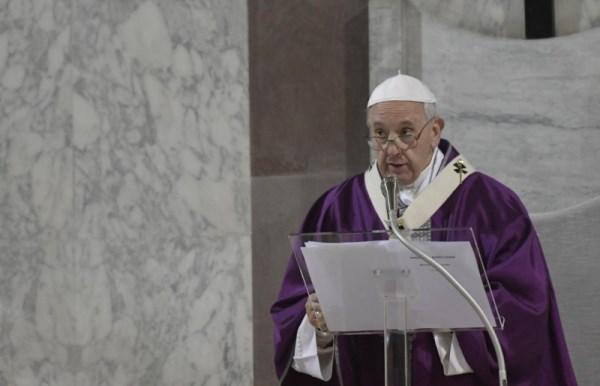 Opus Dei - Paavst Franciscuse 2019.a. paastuaja sõnum