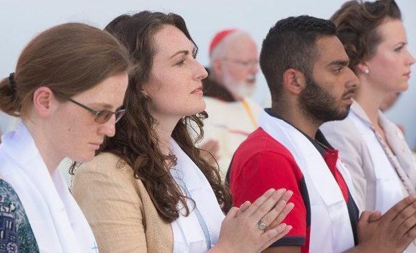 祈禱是信德的氣息,因為「人在天主面前是個乞丐」