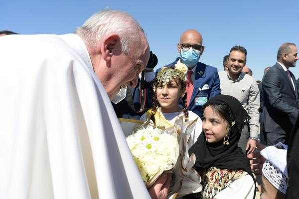 Opus Dei - 5-8 March: Pope Francis in Iraq