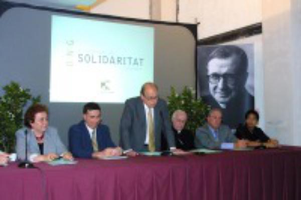Una ONG del Raval de Barcelona presenta sus programas en el año del Centenario