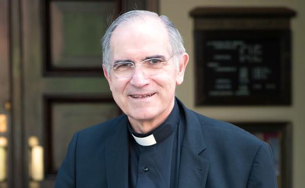 Faleceu Javier Cremades, que fora capelán do Colexio Maior La Estila
