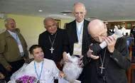 Mons. Fernando Ocáriz visita o Brasil