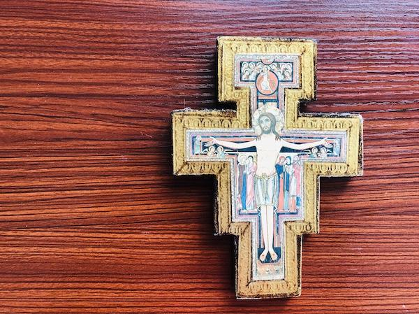 Exaltation of the Holy Cross St Raphael Meditation (14 Sept 2020)