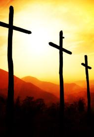 'Drodzy przyjaciele pozwólmy, aby ofiara Jezusa na krzyżu do nas przemówiła, pozwólmy Mu wystawić na próbę naszą ludzką pewność siebie, otwórzmy Mu serce'