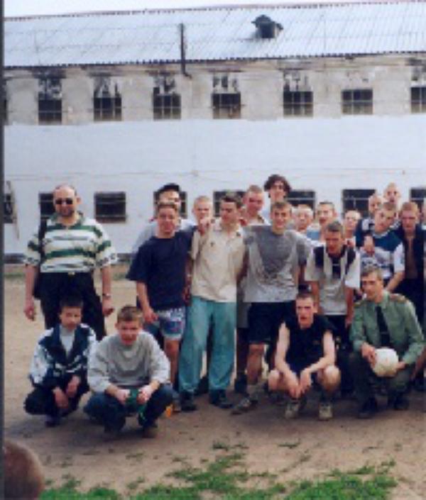 Campo de trabajo en San Petersburgo