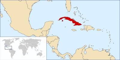 Cuba - Wikimedia Commons modificato da opusdei.fr