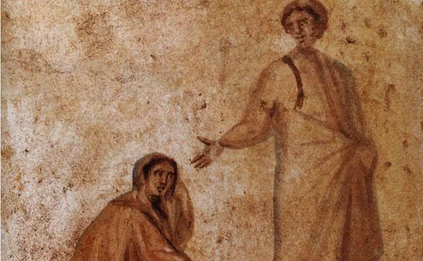 O fogo dos primeiros cristãos
