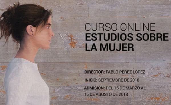 Universidade de Navarra organiza curso online de estudos sobre a mulher