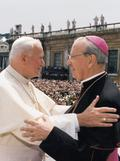 La phase diocésaine de la cause de canonisation d'Alvaro del Portillo s'achève à Rome