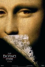 The Da Vinci Code valt zwaar tegen
