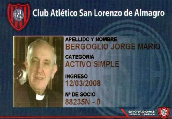 As 10 Frases Futebolísticas Do Papa Opus Dei