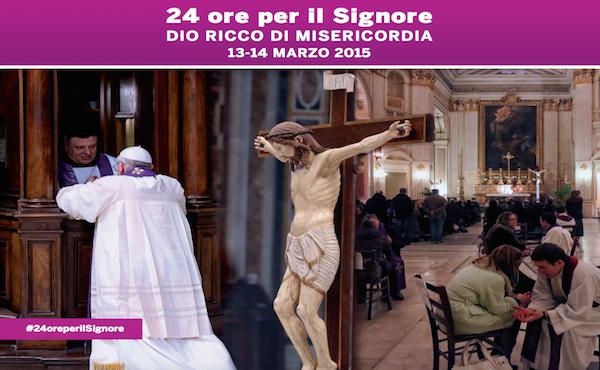 Un desiderio del Papa: 24 ore per combattere l'indifferenza