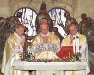 Zázrak připisovaný přímluvě ctihodného Álvara del Portilla.