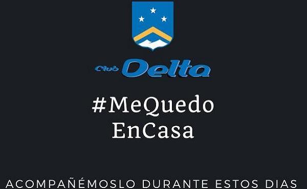 Club Delta en #Modo Cuarentena