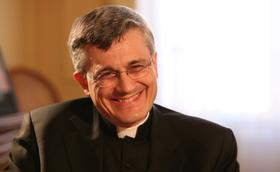 """The Prelate helps us sense God's loving fatherhood"""