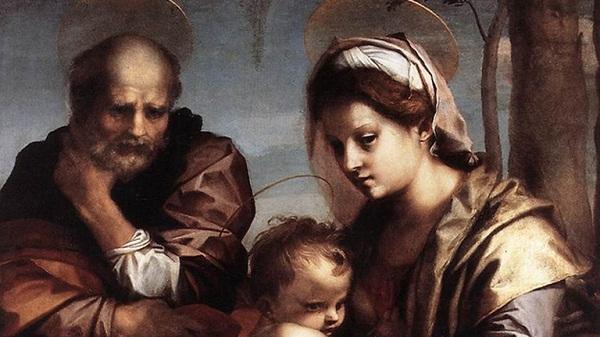 Молитва о семье Папы Франциска