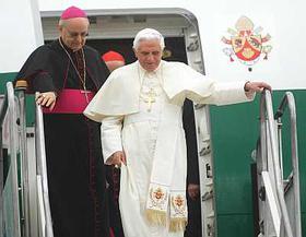 Álbum da Visita do Papa ao Brasil