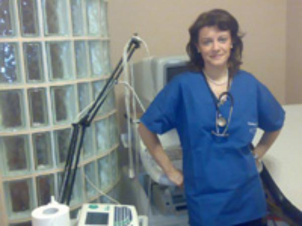 Wanda: una cardióloga en Sicilia