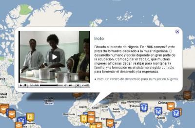 Cada iniciativa tiene enlaces para ampliar información