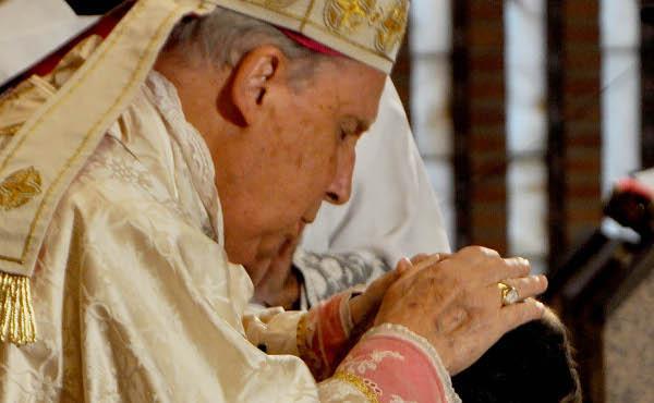 Ordinasjon av 27 nye diakoner