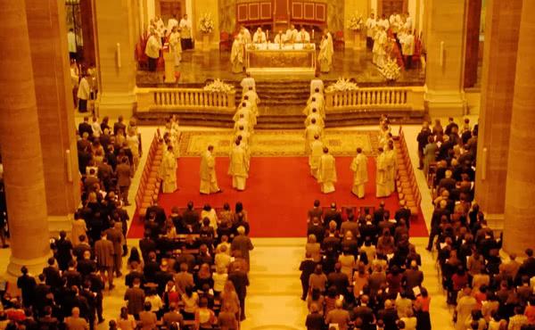 Opus Dei - Wijding van 30 diakens