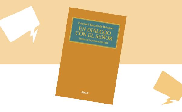 """Opus Dei - Primera edición de bolsillo de """"En diálogo con el Señor"""""""