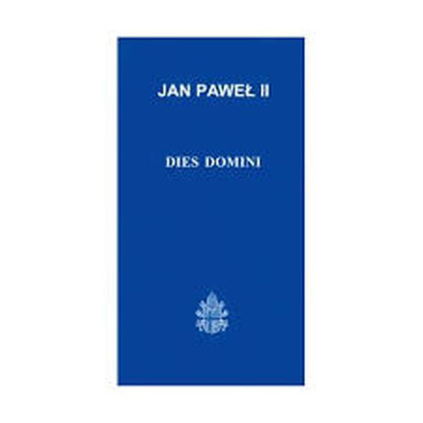 "List Apostolski ""Dies Domini"" - epub"