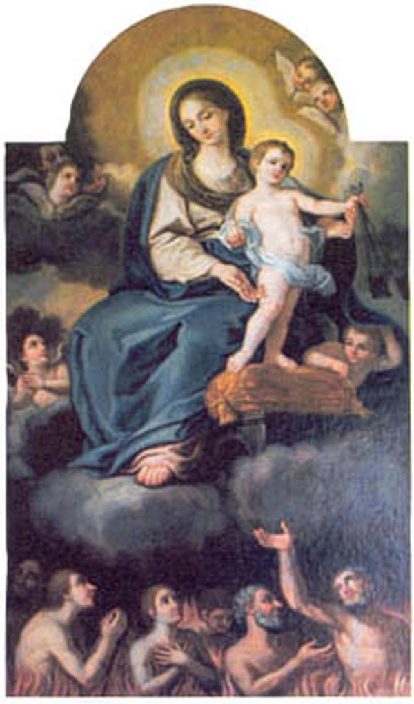 November - Gemeinschaft der Heiligen