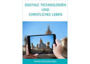 """eBook: """"Digitale Technologien und christliches Leben"""""""