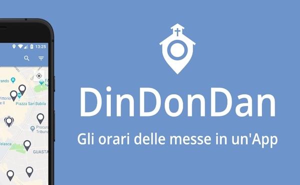 Opus Dei - DinDonDan, un'app per andare a Messa