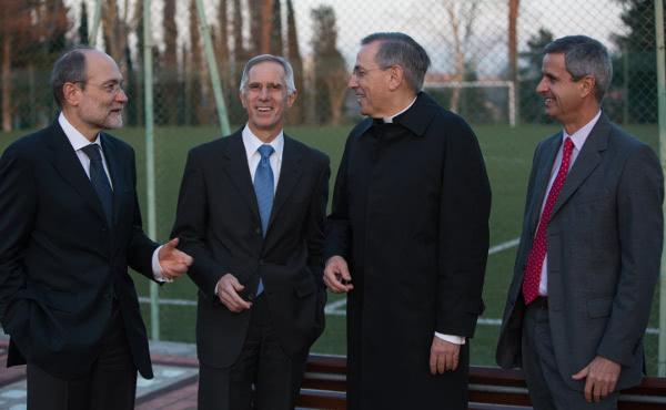 Opus Dei - Msgr Fernando Ocariz utnämner Opus Deis generalråd