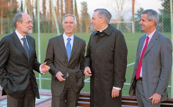Opus Dei - Mgr. Fernando Ocáriz benoemt leden Algemene Raad Opus Dei