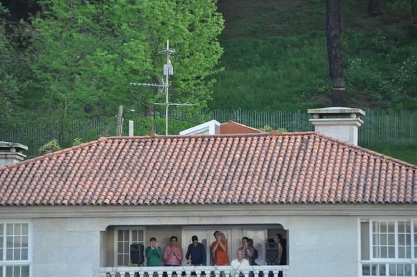 Opus Dei - Doira, onde cada día acaba con unha festa solidaria