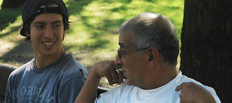 Opus Dei - Estudiantes de la UM viajaron a Dolores para contribuir en diferentes tareas